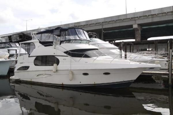 2003 silverton motor yacht boats yachts for sale for Silverton motor yachts for sale