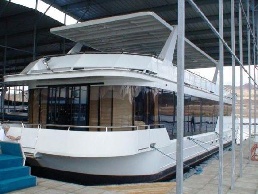 Boats for Sale & Yachts Skipperliner Custom Houseboat 2003 Houseboats for Sale