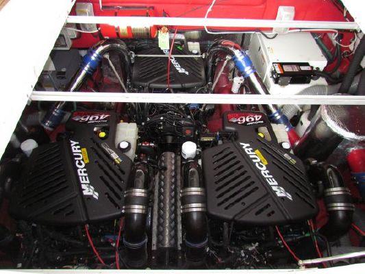 2003 sunseeker 48 superhawk mntk7451  92 2003 Sunseeker 48 Superhawk (MN#TK7451)