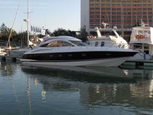 Sunseeker Camargue 50 2003 Motor Boats Sunseeker Yachts