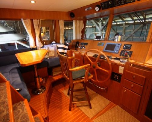 Symbol 44/45 Pilothouse Trawler 2003 Pilothouse Boats for Sale
