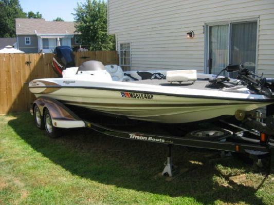 Boats for Sale & Yachts Triton Bassmaster Classic Limited 2003 Bass Boats for Sale Triton Boats for Sale