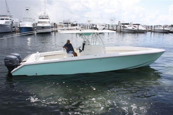 Venture Henley Custom Open Fisherman 2003 All Boats Fisherman Boats for Sale