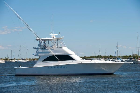 Viking 48' Convertible 2003 Motor Boats Viking Boats for Sale