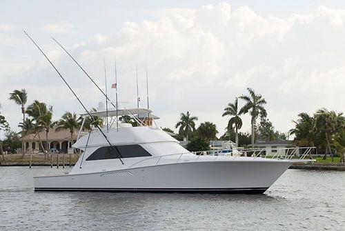 Viking 55 Convertible 2003 Viking Boats for Sale