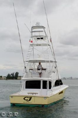 2003 viking yachts sport fisherman  4 2003 Viking Yachts Sport Fisherman