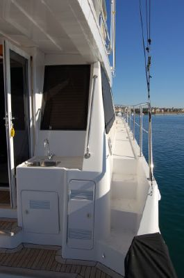 West Bay SonShip Custom Yachtfisher 2003 All Boats