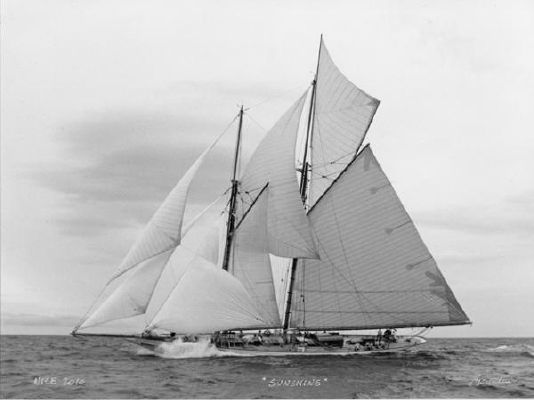 William Fife Junior 126' Classic Schooner 2003 Schooner Boats for Sale