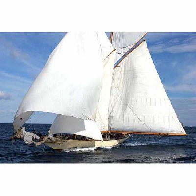 William Fife Junior Two Masted Gaff Rigged 125 ft Schooner 2003 Myanmar Shipyards 2003 Schooner Boats for Sale