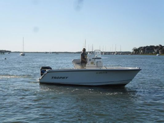 2004 19 2004 Trophy 1903 Cc Boats Yachts For Sale
