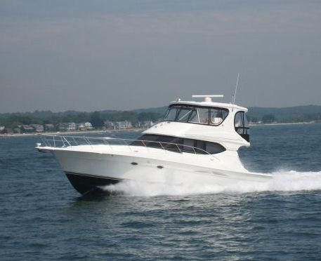 Boats for Sale & Yachts Silverton Convertible 2004 48' All Boats Convertible Boats