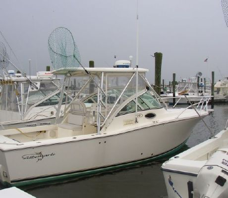 Albemarle 268 Express 2004 Albemarle Boats for Sale
