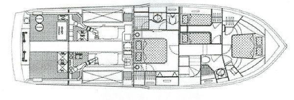 Altima Pilothouse 55 2004 Pilothouse Boats for Sale