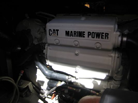 2004 apreamare 12m caterpiller engines  45 2004 Apreamare 12M CATERPILLER Engines