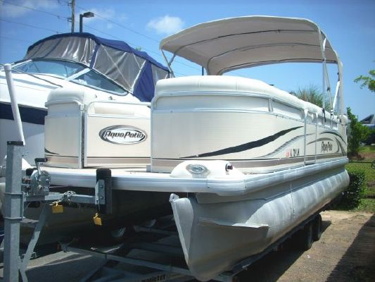 Aqua Patio 220 LE 2004 All Boats