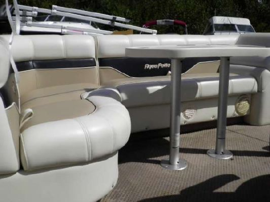 Aqua Patio 240 RE4 2004 All Boats