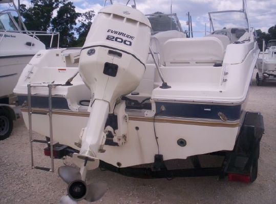 Boats for Sale & Yachts Aquasport 215 Osprey DC w/Evinrude 200hp OB and Trailer 2004 All Boats