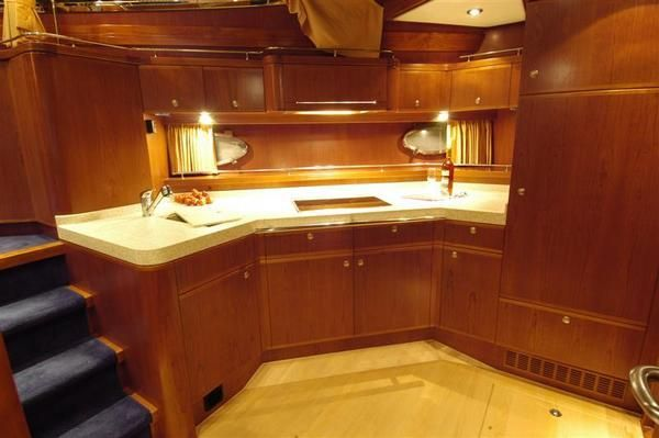 Atlantic Motoryacht 50 Sedan 2004 Fishing Boats for Sale