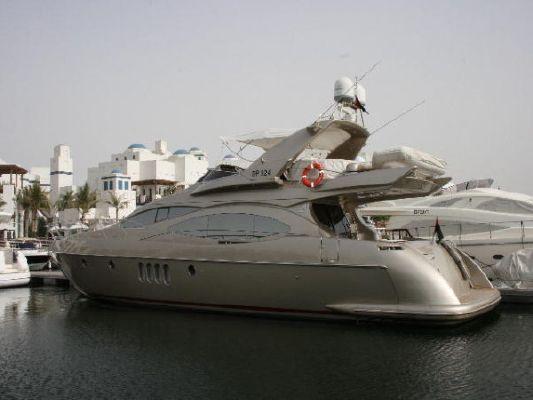 Azimut 68 Gold 2004 Azimut Yachts for Sale