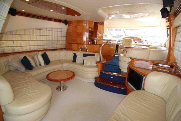 Azimut Flybridge Motoryacht 2004 Azimut Yachts for Sale Flybridge Boats for Sale