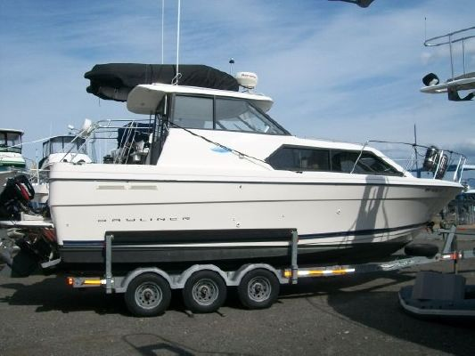 Bayliner 289 Classic Alaskan Bulkhead 2004 Bayliner Boats for Sale