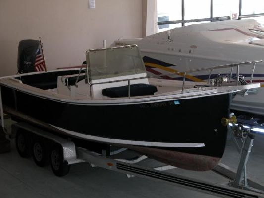 Bradley Down East 23 Center Console 2004 All Boats