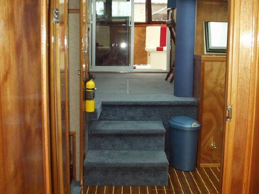Bruce Roberts Sedan Trawler 2004 Trawler Boats for Sale
