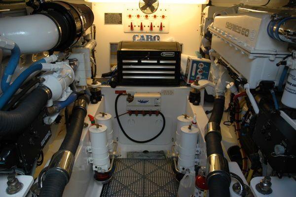 2004 cabo express sportfish  27 2004 Cabo Express Sportfish