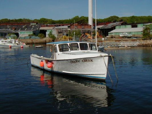 Calvin Beal 38 Lobster Boat 2004 Lobster Boats for Sale