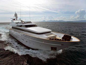 CANTIERI DI PISA AKHIR 125' 2004 All Boats