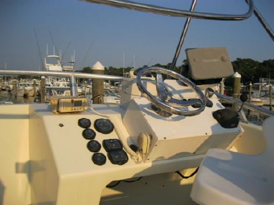 Carman 27' Custom Sport Fisherman 2004 All Boats Fisherman Boats for Sale