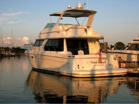 Carver 460 Voyager 2004 Carver Boats for Sale