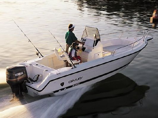 Boats for Sale & Yachts Century 2100 Center Console 2004 All Boats