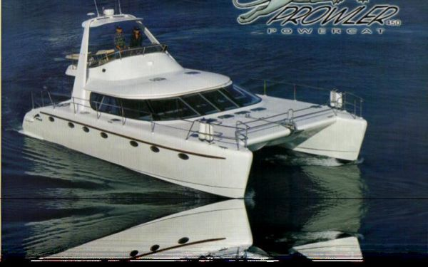 Boats for Sale & Yachts Charter Cats Prowler 450 2004 Fishing Boats for Sale