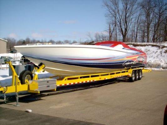 Cigarette Racing Rough Rider **117 mph** 2004 Cigarette Boats for Sale