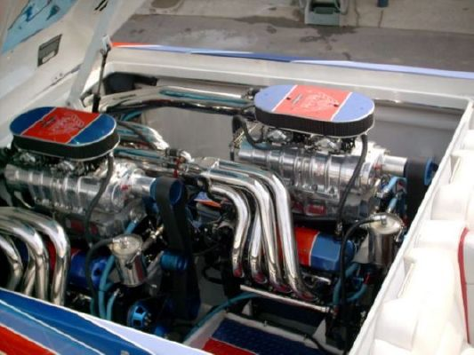 Boats for Sale & Yachts Cigarette Racing Rough Rider **117 mph** 2004 Cigarette Boats for Sale