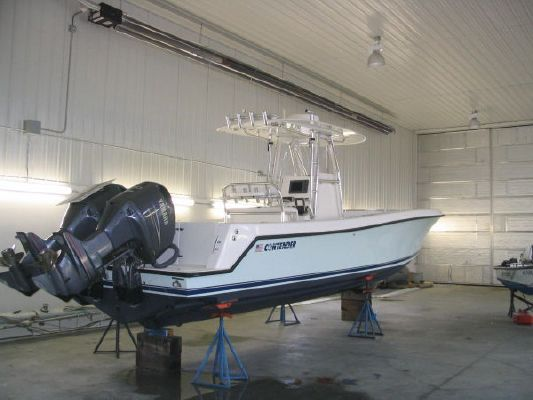 Boats for Sale & Yachts Contender 31 CC W/TRAILER & FIBERGLASS T 2004 Contender Powerboats for Sale