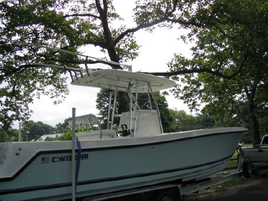 Contender 31 CC W/TRAILER & FIBERGLASS T 2004 Contender Powerboats for Sale