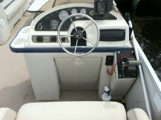 Captain Boat Seats >> 2004 CREST PONTOON BOATS II DL - Boats Yachts for sale