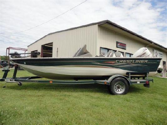 Crestliner 1750 Fish Hawk 2004 Crestliner Boats for Sale