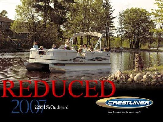 2004 crestliner lsi 2285  1 2004 Crestliner LSi 2285