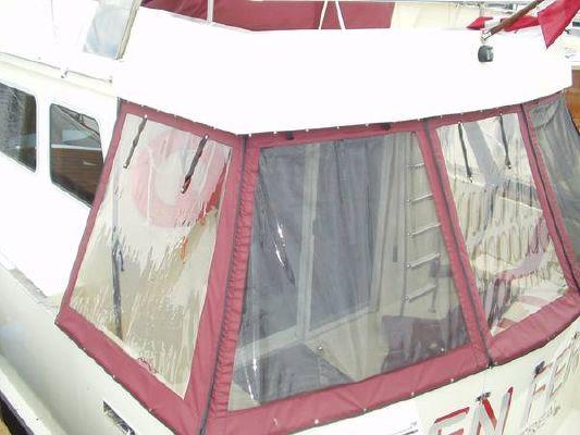 Custom Steel Sedan Trawler 2004 Trawler Boats for Sale