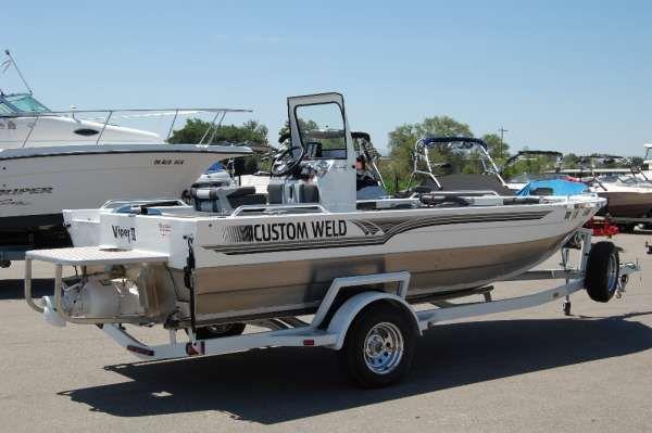 2004 Custom Weld Viper II - Boats Yachts for sale