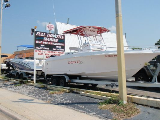 Donzi 23ZF 2004 Donzi Boats for Sale