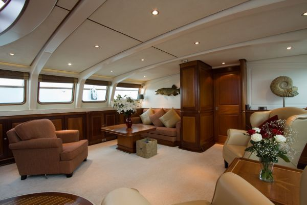 Dutch Yacht Builders 37m 2004 All Boats