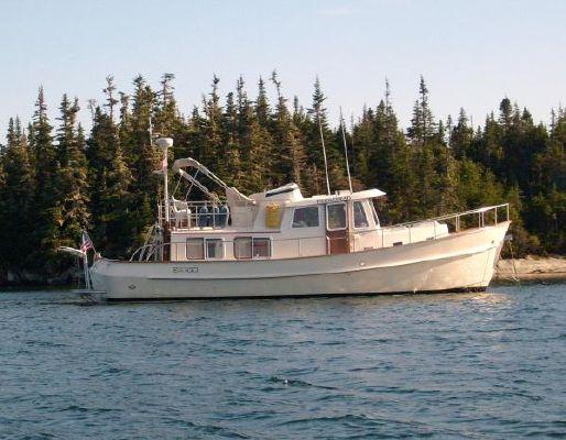 Eagle Pilothouse Trawler (ENGINEER OWNED 2004 Fishing Boats for Sale Pilothouse Boats for Sale