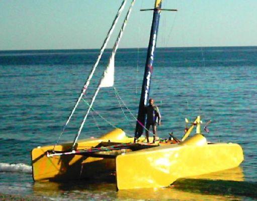Eigenbau Coast Flyer C 3200 2004 All Boats
