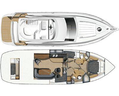 Boats for Sale & Yachts Fairline Phantom 46 2004 Motor Boats