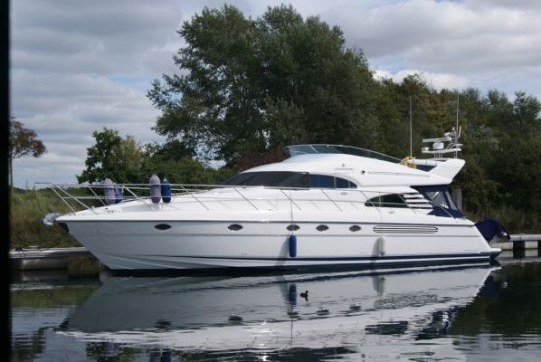 Boats for Sale & Yachts Fairline Squadron 55 MkIII 2004 Motor Boats