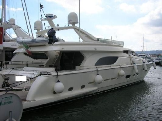 Ferretti 810 2004 All Boats